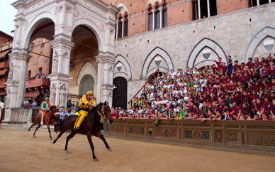 Palio straordinario di Siena - Edizione autunnale