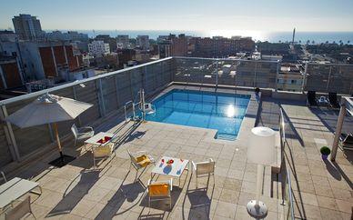 Hotel Ilunion Barcelona 4*
