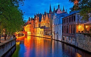 Hotel NH Brussels Bloom 4* + Hotel Prinsenhof 4*
