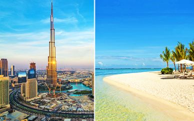 The St Regis Dubai 5* + The Saint Regis Mauritius Resort 5*
