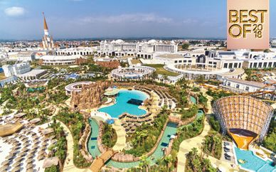 Land of Legends Kingdom Hotel 5*
