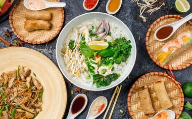 Vietnam Foodie, Spa and Beach 4/5*