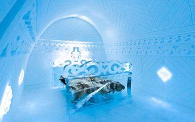 Ice Adventure in Sweden