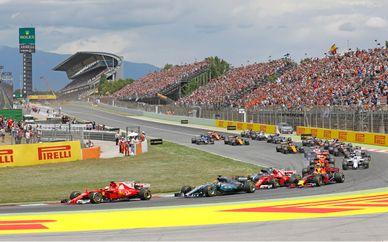 Formula One Barcelona & Silken Sant Gervasi 3*