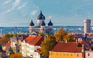 Classical Baltics Tour 4*