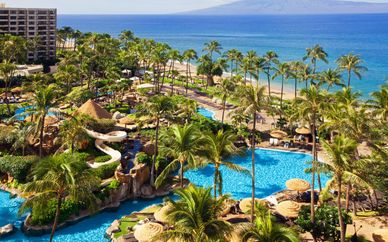 Marina del Rey Hotel 4* + The Westin Maui Resort & Spa 4*