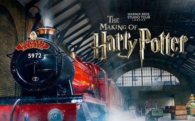 Harry Potter Warner Bros Studio Tour & Holiday Inn London West 4*