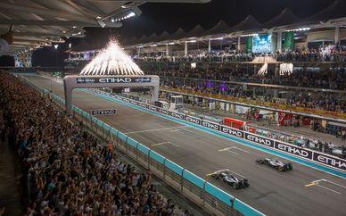 Abu Dhabi F1 Grand Prix & 5* Hotel Stay