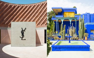 Riad Luxe & Yves Saint Laurent Museum Guided Visit