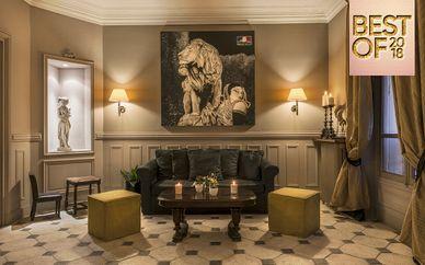 Hotel de la Porte Doree 3*