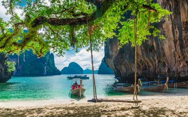 The Small Krabi 4* & Optional The Waters Khao Lak 4*