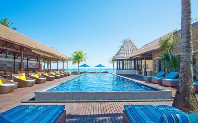 Seres Springs Resort 5*, Lembongan Beach Club Resort 4*, & The Club Villas Seminyak 4*