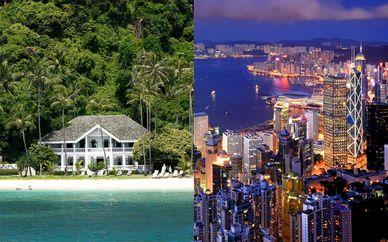 Hong Kong, Bangkok & Phuket with Optional Dubai