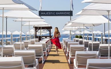 Hotel Barriere Le Majestic Cannes 5*