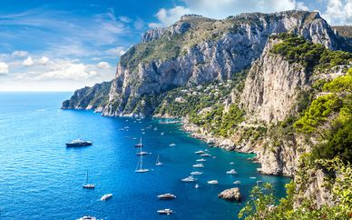 Rome, The Sorrentine Peninsula & Capri