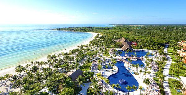 Hôtel Barcelo Maya Beach Resort 5* avec ou sans circuit 4j/3n