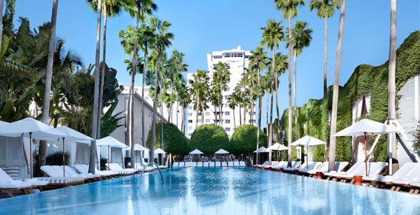 Hôtel The Delano South Beach Miami 5*
