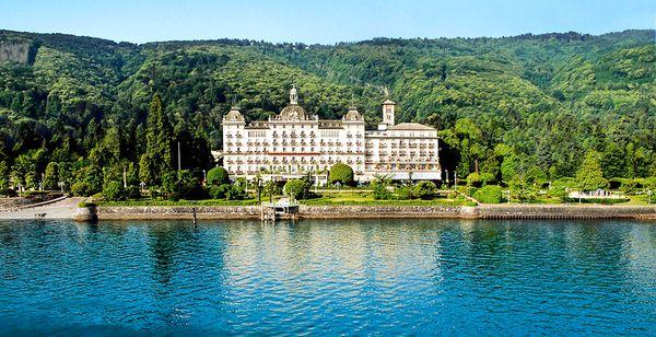 Grand Hôtel des Îles Borromées 5*