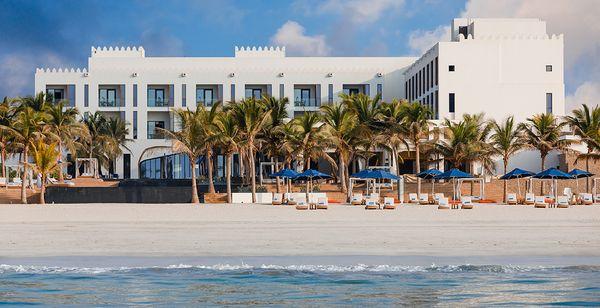 Al Baleed Resort 5*