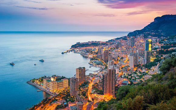 Welkom in... Monaco!