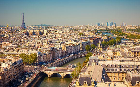 Welkom...in Parijs
