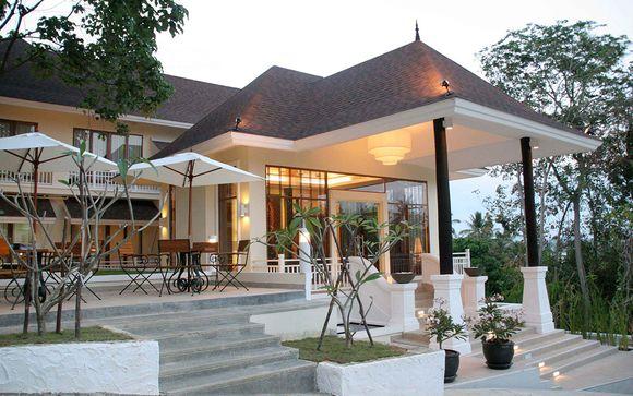Hotel Cape Panwa 5* Phuket