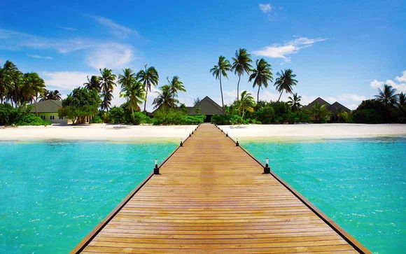 Uw inbegrepen strandverblijf in de Malediven