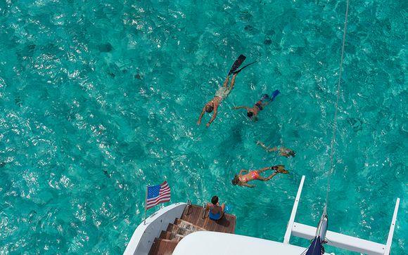 Tobago Cays Dream Premium Cruise