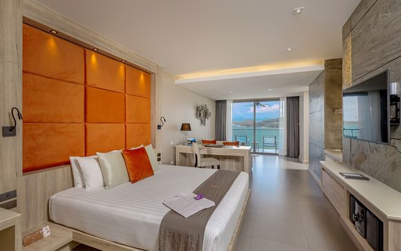 Cape Sienna 5* in Phuket