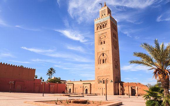 Welkom in ... Marrakech!