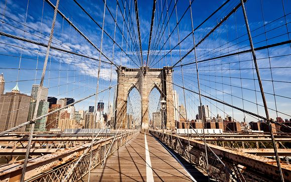 Welkom in... New York
