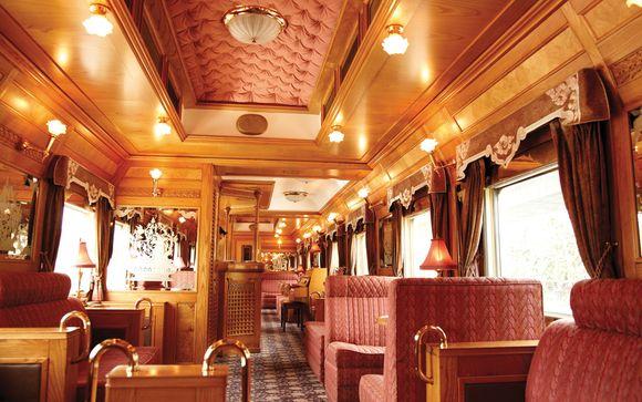 Welkom aan boord van de Eastern and Oriental Express