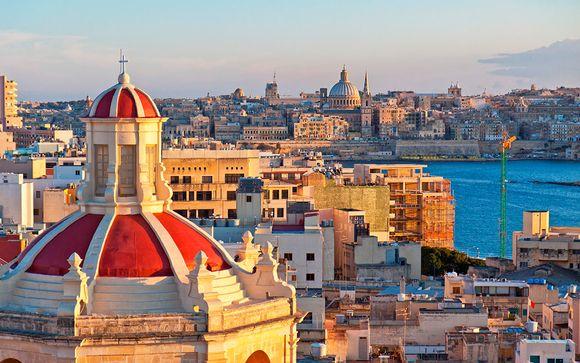 Welkom in... Malta