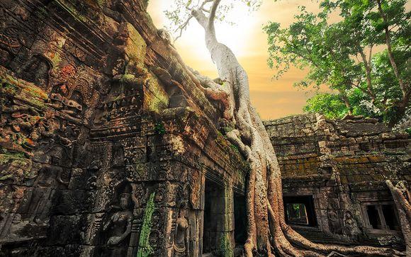 Welkom in... Vietnam en Cambodja