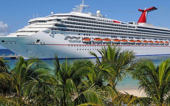 Uw cruise naar de Bahama's