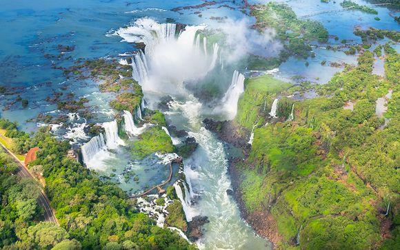 Uw optionele verlenging naar Iguazú