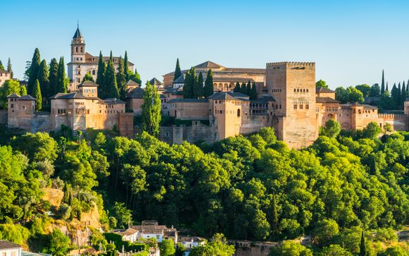 Welkom in ... Granada!