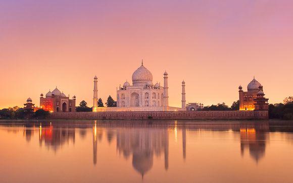 Welkom in ... India!