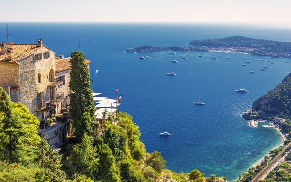 Welkom aan ... de Côte d'Azur!