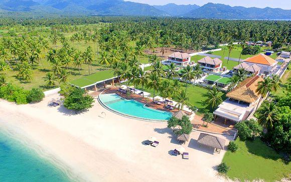 Anema Gili Lombok Resort 5*