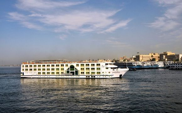Uw cruiseship