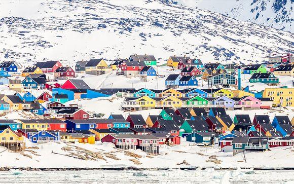 Extra opties in Groenland