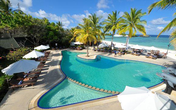 Uw strandverlenging naar de Malediven