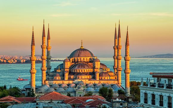 Welkom in... Istanbul