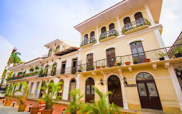Welkom in... Panama