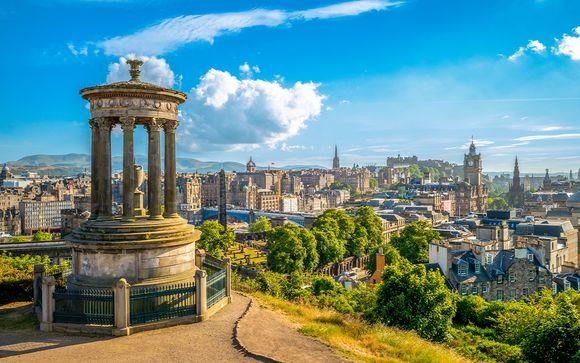 Welkom in ... Edinburgh!