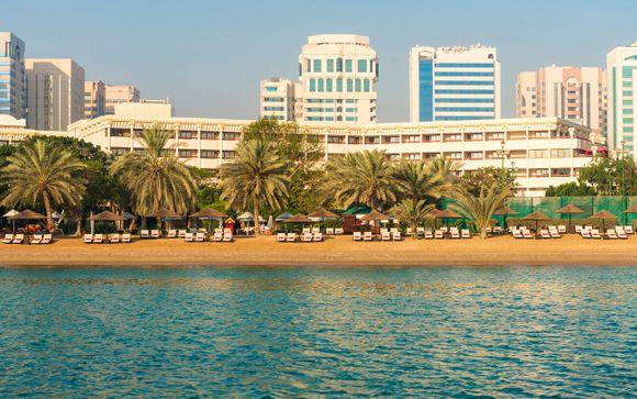 Le Meridien Abu Dhabi 4*
