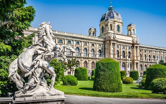 Willkommen in... Wien