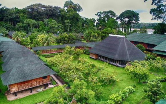 Ihre optionale Verlängerung in Amazonien