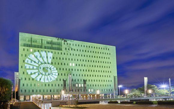 Ammonite Hotel Amsterdam 4*